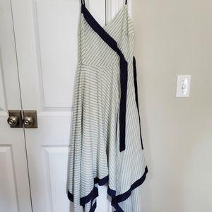 Banana Republic Handkerchief Style Dress